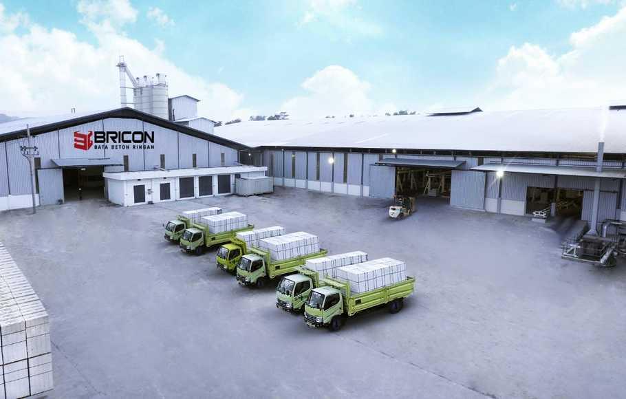 Pabrik Bata Ringan Bricon